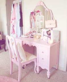 Check out how I turned this vanity from basic to fabulous ! https://youtu.be/hYJC4uDQyxc