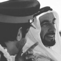 ابوي زايد و الشيخ خليفه ❤️❤️