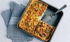 Τάρτα με ροκφόρ και ντοματίνια   ΣΥΝΤΑΓΕΣ   LiFO Feta, Macaroni And Cheese, Pizza, Ethnic Recipes, Mac And Cheese