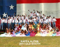 Love. KA Old South formal. this looks like fun.