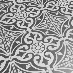 Devonstone Feature Grey Tile 33.1 x 33.1cm