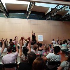 Mañana en Barcelona en Les Cotxeres, Calle de Sants, 79 a las 19.00 nueva conferencia gratuita. Reserva en 620012111