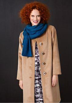 Takki. SK1/14. Coco Chanel, Winter Coat, Diy Fashion, Sewing, Jackets, Down Jackets, Dressmaking, Winter Cloak, Jacket