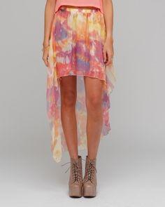 NeedSupply.com / UNIF / Get It Skirt - StyleSays