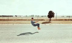 Levitation... imagination can get you from point A to ∞
