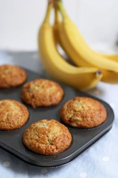 So, I like banana bread. I have two different recipes on this blog, both of which I love love love, and several recipes of banana bread variations (our all-time favorite being these blueberry banana m