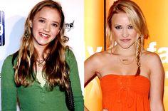 [pics] @Emily Schoenfeld Schoenfeld Osment then and now #DisneyDiva