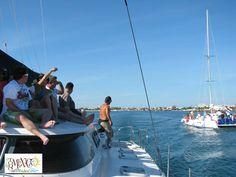 Tour isla mujeres en Catamaran 998 8865809