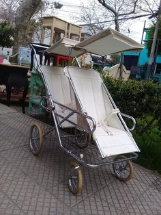 This is the coolest twin buggy ever!!
