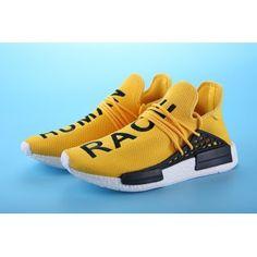 Adidas NMD Human Race Jaune