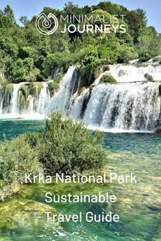 Krka National Park can get packed. But you can avoid the tourist crowds. And you can visit without a car too. We show you how in this guide. Krka National Park, Grand Teton National Park, Most Visited National Parks, Road Trip Essentials, Travelogue, Travel Images, Travel Inspiration, Journey, Minimalist Lifestyle
