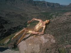 SYNCHRODOGS Transforms the Southwest into a <i>Supernatural</i> Photo Series | The Creators Project