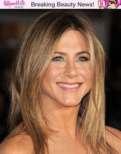 Jennifer Aniston hair cut