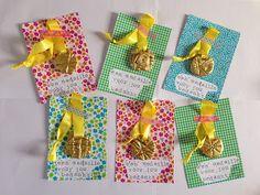 ©Lise: Een medaille voor jou- cadeautje voor het einde van het schooljaar