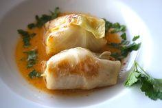 50 Looks of LoveT.: Low Carb Krautrouladen mit Quinoa - vegetarisches ... Quinoa Low Carb, Spanakopita, Kraut, Veggies, Yummy Food, Dinner, Ethnic Recipes, Drinks, Blog