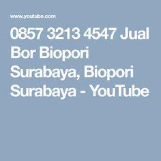 0857 3213 4547 Jual Bor Biopori Surabaya, Biopori Surabaya - YouTube