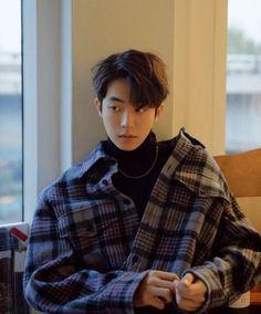 Nam Joo Hyuk To Make Big Screen Comeback With Remake Of Japanese Film Nam Joo Hyuk Cute, Nam Joo Hyuk Lee Sung Kyung, Nam Joo Hyuk Wallpaper, Jong Hyuk, Joon Hyung, Ahn Hyo Seop, Nam Joohyuk, Kim Young, Chica Cool