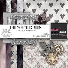 FREEBIES CU: Nadia | Pixel Scrapper digital scrapbooking forums - free