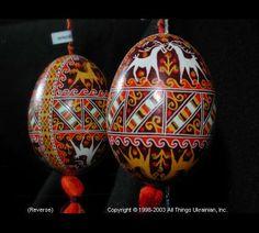 Pysanky 03-088 - Sold by Allthingsukrainian.com