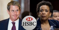 Loretta Lynch, President Obama's nominee for attorney general, is facing questions about why she let HSBC employees walk away without criminal prosecution.