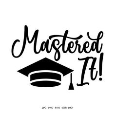 Frame Graduation Degree MA PhD Class of 2018 Ceremony Word Art Gift Print Card