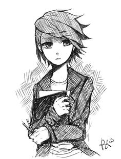 nathanael | He one of my favorites mostly because he dose art XD