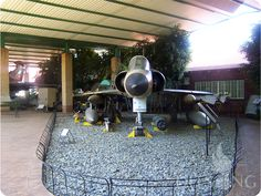 .: DITSONG MUSEUMS OF SOUTH AFRICA :.National Museum of Military History - South African Air Force Mirage IIICZ fighter aircraft