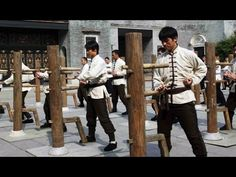 The legend of Wing Chun - YouTube