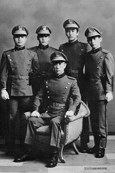 三島由紀夫と楯の会 Mishima and The Tatenokai : Shield Society