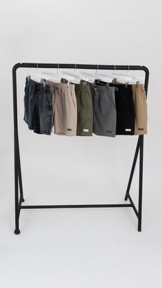 Full rack of daily shorts ready for you! Korean Fashion Men, Mens Fashion, Grunge Shoes, Casual Outfits, Cute Outfits, Short Men, T Shorts, Cool Gadgets To Buy, Fade To Black