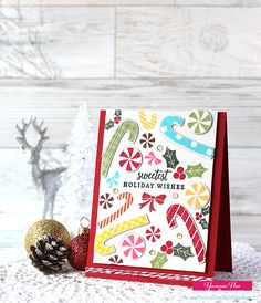 Hello crafty friends! Welcome to day 3 of the Stamp of Approval Candy Cane Lane Collection Blog Hop! Stamp of Approval is a hand picked, exclusive collection of products that were designed just for…
