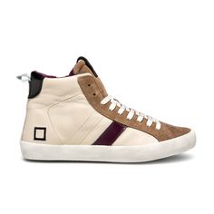 D.A.T.E. Fall Winter 2015-16 // Hill High Nappa Skin. Shop at:http://bit.ly/1LhUhcA #datesneakers