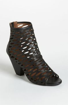 Jeffrey Campbell 'Produce' Open Toe Bootie