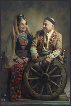 Տարազ - Traditional Armenian clothing Foto Atelier Marshalyan - Yerevan Armenia