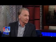 Maher reveals Trump's sales pitch to Colbert: Tell white men America gives them a 'raw break'