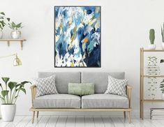 Contemporary Art Original Painting on Canvas, Large Wall Art, Abstract Modern Decor, Extra Large Canvas Painting for Home Decoration --------------------------------------------------------- Original HANDPAINTED Art by Professional Artist Large Canvas, Large Wall Art, Large Art, Your Paintings, Original Paintings, Canvas Paintings, Abstract Paintings, Bathroom Paintings, Original Artwork