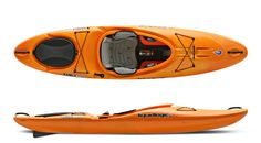 Liquidlogic kayaks...made in PA. I tried one of these out years ago. Also have their t-shirt! ;)
