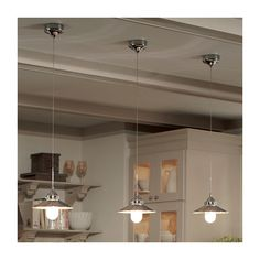 "WAC Lighting ~ Freeport Quick Connect ~ Pendant $197.50 (Finishes options and shade color options.) Shown in Chrome with Chrome. Shade.Fixture: 7.43"" H x 9.5"" W x 9.5"" D"