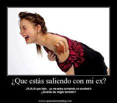 Mejores 43 Imagenes De Para Un Ex En Pinterest Spanish Quotes