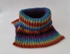 Drops Design, Cowl, Knit Crochet, Beanie, Diy Crafts, Sewing, Knitting, Clothes, Fashion