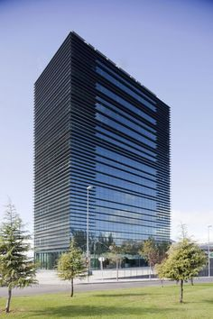 26 Nice And Efficient Office Buildings Architecture