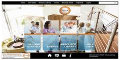 The @AboutTIGER Virtual Learning Environment (VLE) #HIMSS15