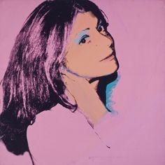 Dorothy Lichtenstein | Andy Warhol 1974