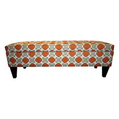 Sole Designs Button Tufted Storage Bench | Overstock.com Shopping - Great Deals on Sole Designs Ottomans