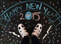 FLY INTO 2015: INSTRUCTORS SHARE THEIR NEW YEAR'S RESOLUTIONS