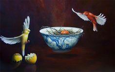 Artodyssey: Ginger Fox
