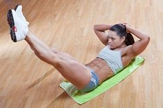 5 moves to lose love handles