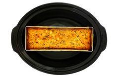 Terrina de salmón y patata. Receta para crock pot o slow cooker - Atıştırmalıklar - Las recetas más prácticas y fáciles Crock Pot Slow Cooker, Slow Cooker Recipes, Grill Pan, Crockpotting, Crock Pot Recipes, Crockpot, Fish Recipes, Potatoes, Griddle Pan
