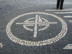 Calçada Portuguesa em Angra do Heroísmo