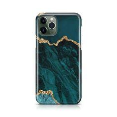 Teal Elegance II Case - iPhone 12 Pro, Galaxy S20 Plus, Note 20 Ultra, Google Pixel 5, iPhone 11, Galaxy S10, Google Pixel 4a, Note 10 Plus